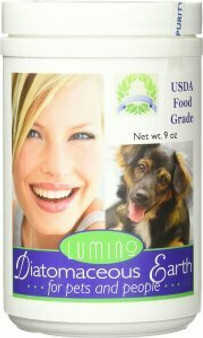 Lumino Diatomaceous Earth For Pets & People 9oz
