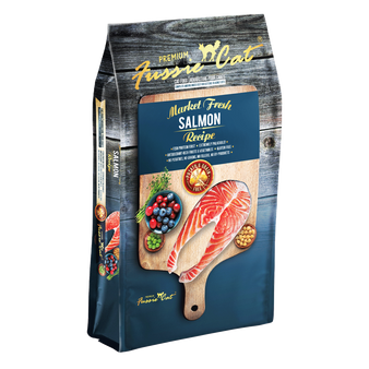Fussie Cat Market Fresh Salmon Formula
