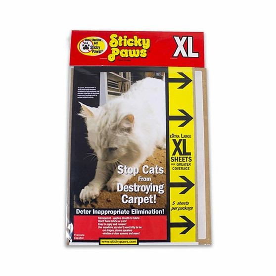 Sticky Paws XL Sheets Package