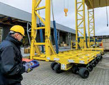 New Self-Propelled Modular Transporters
