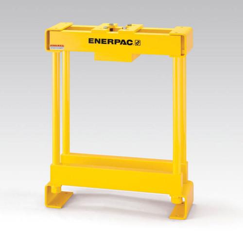 A258 A-258 Enerpac 10 Ton Hydraulic Press