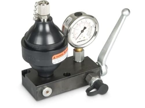 ACBS-202A Enerpac Accumulator Control , 7.7 in3 Capacity