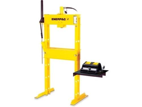 IPA-1220 10 Ton H-frame Enerpac Press