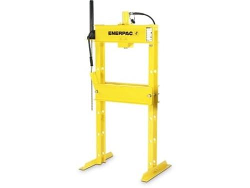 IPA-1244 10 Ton H-frame Press