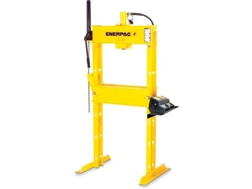 IPA-2520 25 Ton H-Frame Press
