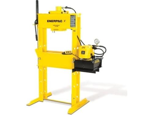 IPE-10010 100 Ton H-Frame Press