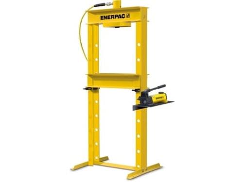 IPH-1234 10 Ton H-frame Press