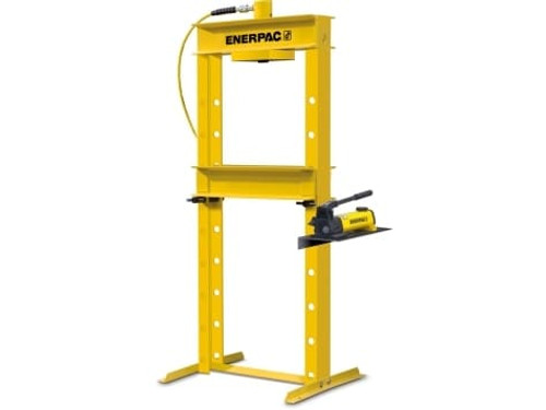 IPH-1240 10 Ton H-frame Press