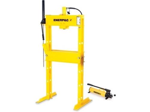 IPH-3080 30 Ton H-Frame Press