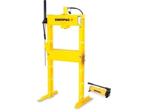 IPH-5031 50 Ton H-Frame Press