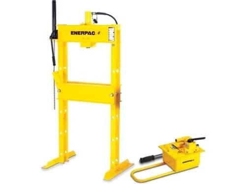 IPH-5080 50 Ton H-Frame Press