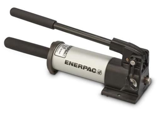 P-142ALSS 2-Speed Stainless Steel Enerpac Hand Pump