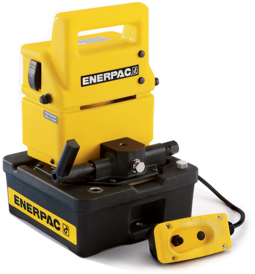 PUD-1100E Enerpac Economy Pump with Dump