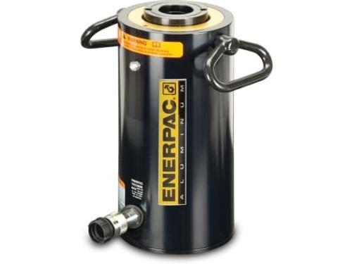 """RACH-606 6"""" 60 Ton Hollow Aluminum Enerpac Cylinder"""
