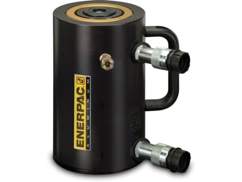 """RAR-504 50 Ton 4"""" Enerpac Double Acting Aluminum Cylinder"""