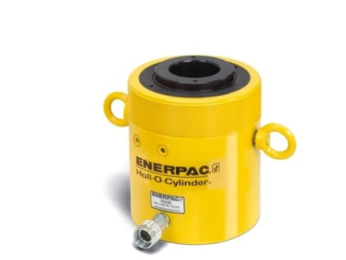 RCH1211 (RCH-1211) 12 Ton Enerpac Hollow Hydraulic Cylinder, Single Acting