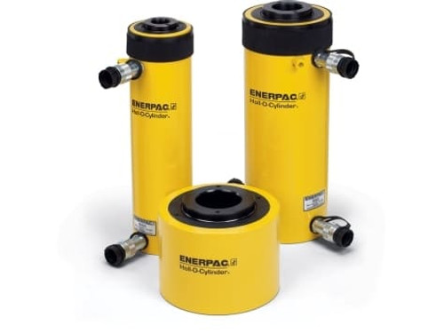 RRH-1003 100 Ton Double Acting Holl-O-Cylinder