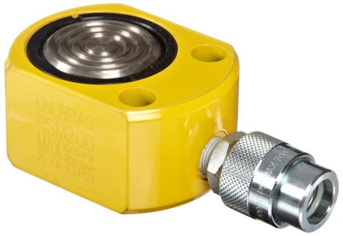 RSM200 (RSM-200) 20 Ton  Enerpac Flat Jack Hydraulic Cylinder