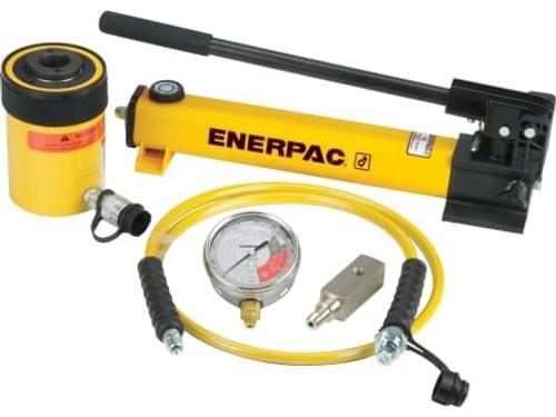 SCH302H (SCH-302H)  Enerpac Hydraulic Cylinder Pump Set