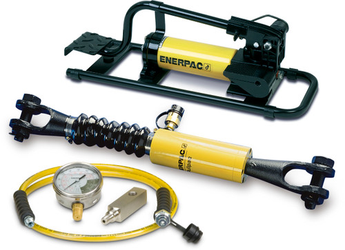 SCP-106LFP Enerpac Pull Cylinder Pump Set