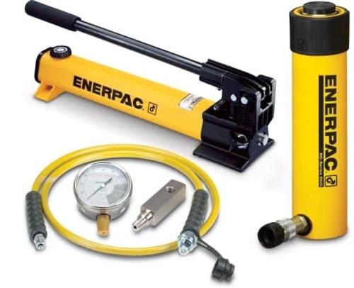 SCR-252H Enerpac 25 Ton Cylinder Pump Set