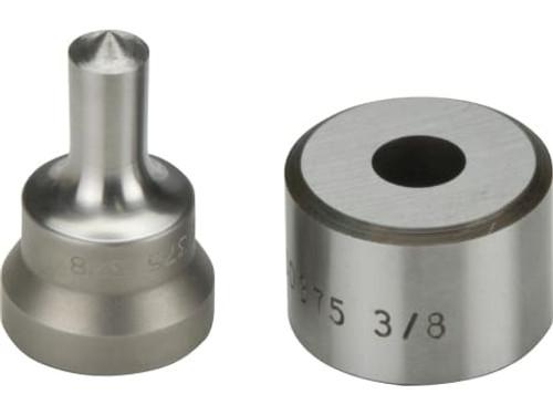 """SPD-375 5/16"""" (M8) Round Punch & Die Set"""