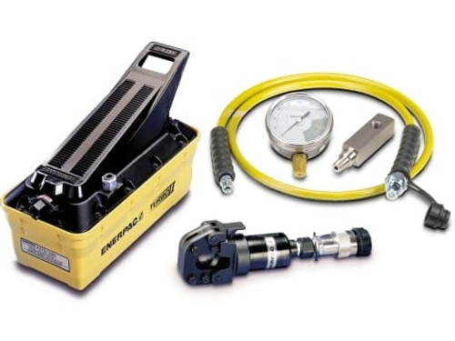 STC-750A WHC750 Hydraulic Cutter, w/ PATG1102N Turbo Pump