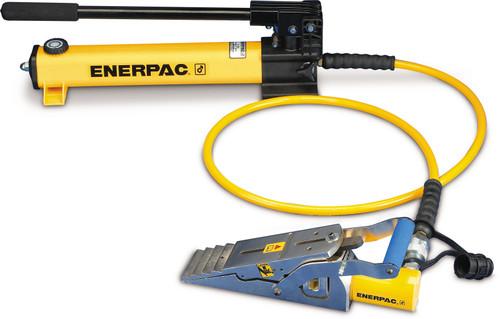 STL16 (STL-16) LW16 Enerpac Lifting Wedge, w/ P392 Enerpac Hand Pump