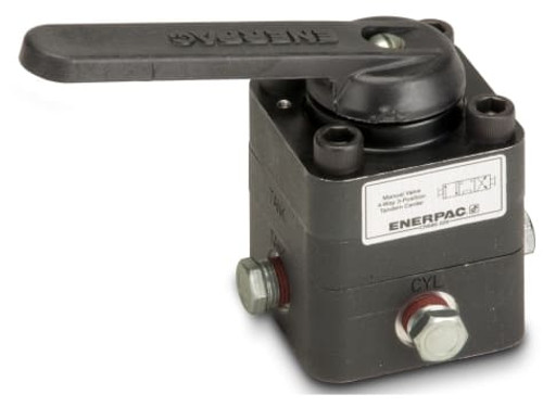 VC-4 4 Way Remote Mounted Valve