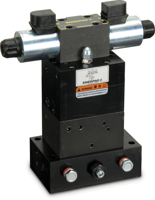 VE43-115 4 Way Electric Valve w/ IC-400