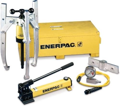 BHP551G (BHP-551G) 50 Ton Hydraulic Enerpac Grip Puller Set