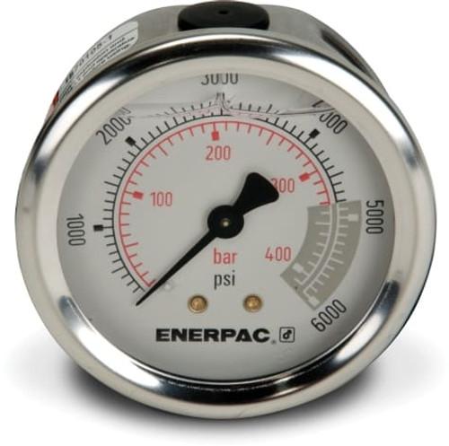 """1534R 1 1/2"""" Enerpac Pressure Gauge"""