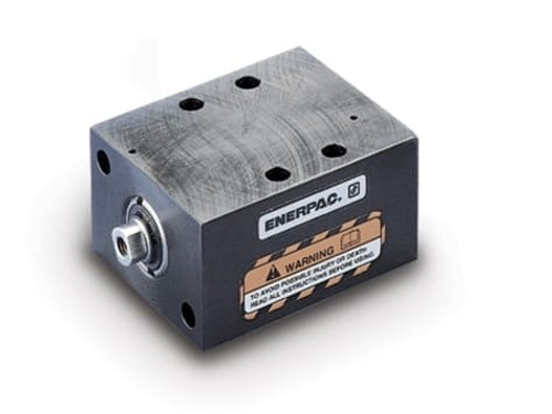 CDB-10162 10 kN Double Acting Block Cylinder