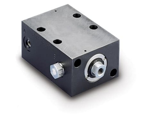 CSB-18252 18 kN Single Acting Block Cylinder