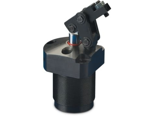LUCD-121 2700 lbs. Double Acting Clamp