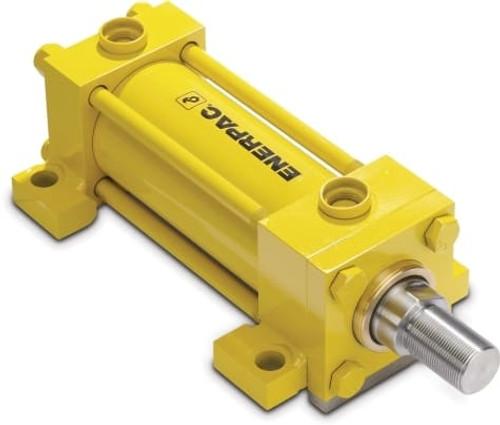 """TRFM-4004C Rod Cylinder, 4"""" Bore x 4"""" Stroke, w/ Cushions"""