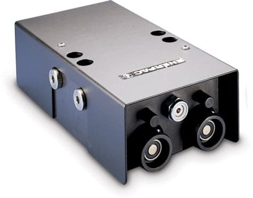 WCA82 (WCA-82) Enerpac Two-Port Auto-Coupler Station