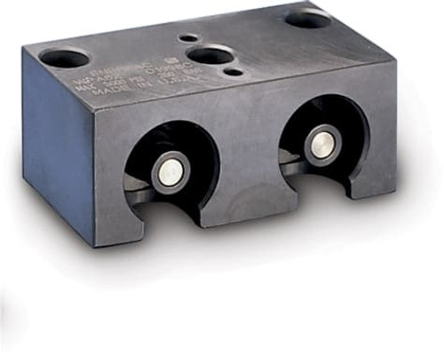 WPA-62 Two-Port Coupler Pallet Receiver
