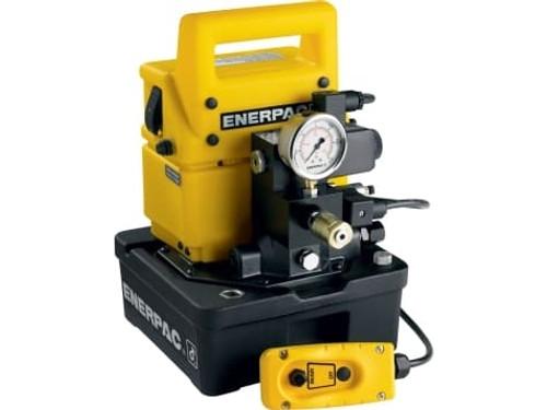 WUD-1100B Pallet Decoupling Pump, 115 VAC, 1/2-gal