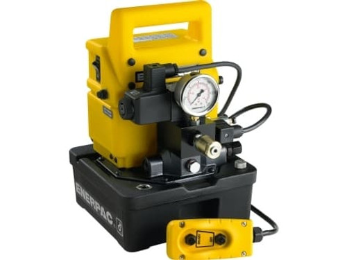 WUD-1301E Pallet Decoupling/Hold Pump, 220 VAC, 1-gal