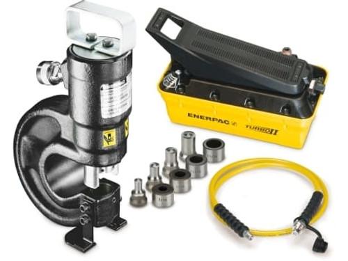 STP-35A SP35 Hydraulic Punch w/ PATG1102N Turbo Pump