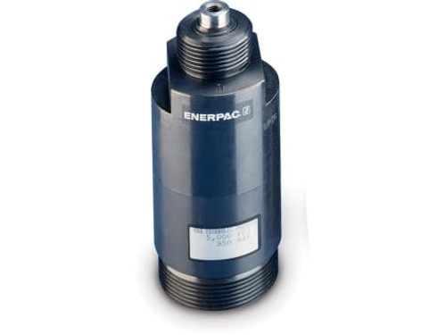 WPTC210V Collet-Lok Push Cylinder, Threaded Body
