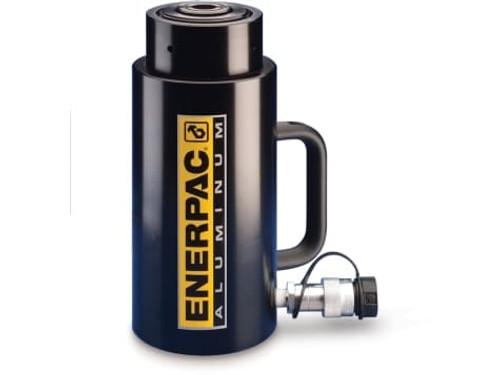 "RACL-202 Cylinder, Aluminum, 20 Ton, 2"", Lock-nut"