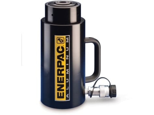"RACL-206 Cylinder, Aluminum, 20 Ton, 6"", Lock-nut"