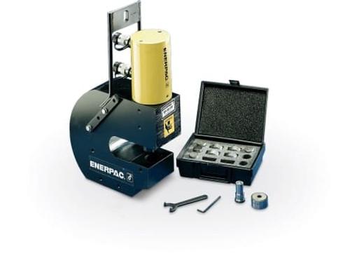 SP-5000E 50 Ton Punch Set w/ ZE4410SI-N Electric Pump