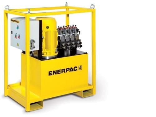 SFP228MJ Pump, Elec. Split Flow, 2 Outlet Manual 150L 460V