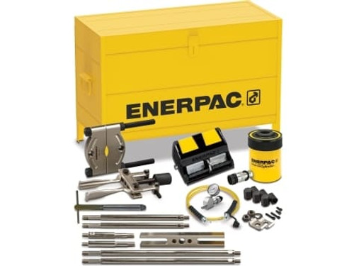 BHP361GA 30 Ton Hyd X-Bearing Puller Set, XA11