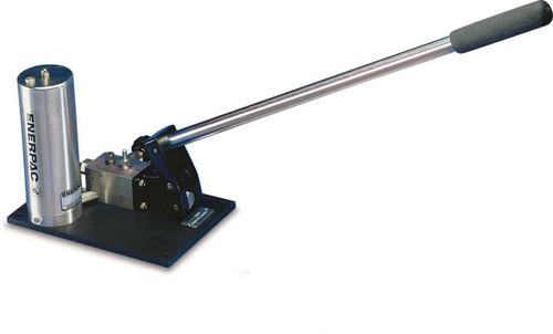 11400 Enerpac Hand Pump, Stainless Steel, 0-40,000 PSI