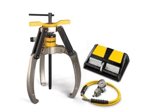 Puller, Lock Grip Hyd Set, 3J, 24T, Air Pump