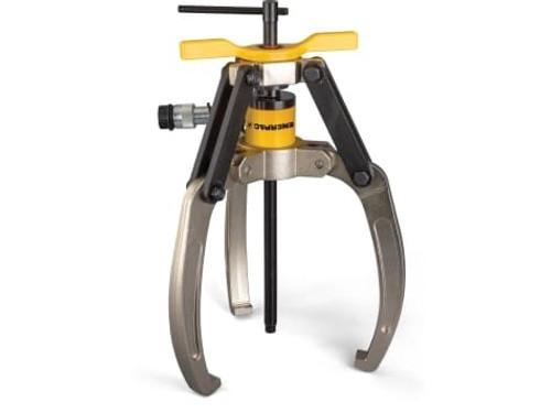Puller, Lock Grip Hydraulic, 3 Jaw, 64 Ton